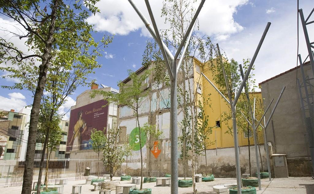 courtesy of Esto no es un Solar - Patrizia di Monte & Ignacio Gravalos Lacambra architects, ©2010