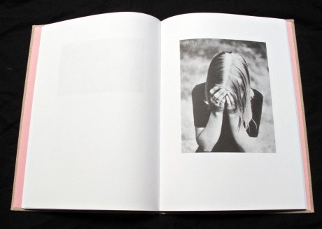 Publication view of 'Sad, Depressed, People', 2012, Courtesy the artist and Chert, Berlin