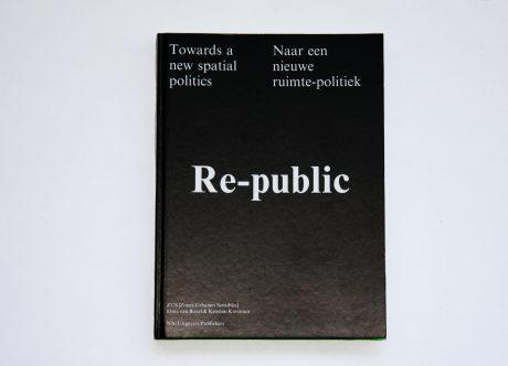 'Re-Public: Towards New Spatial Politics' by Elma van Boxel, Kristian Koreman (ZUS: Zones Urbaines Sensibles), NAi Piblishers, 2007. Image courtesy of ZUS.